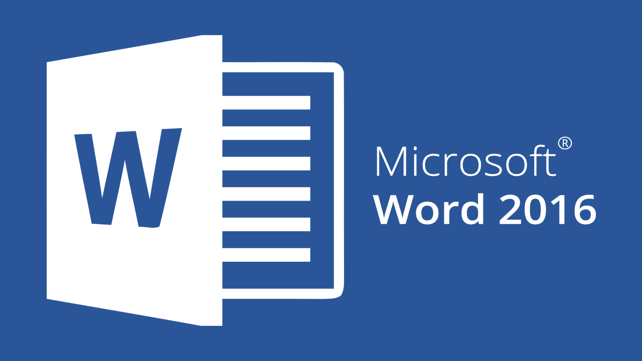 Course Image Microsoft Word 2016: Part One